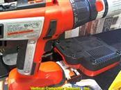 BLACK AND DECKER Cordless Drill FS1800D